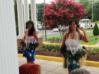 Hula for the Young and Old