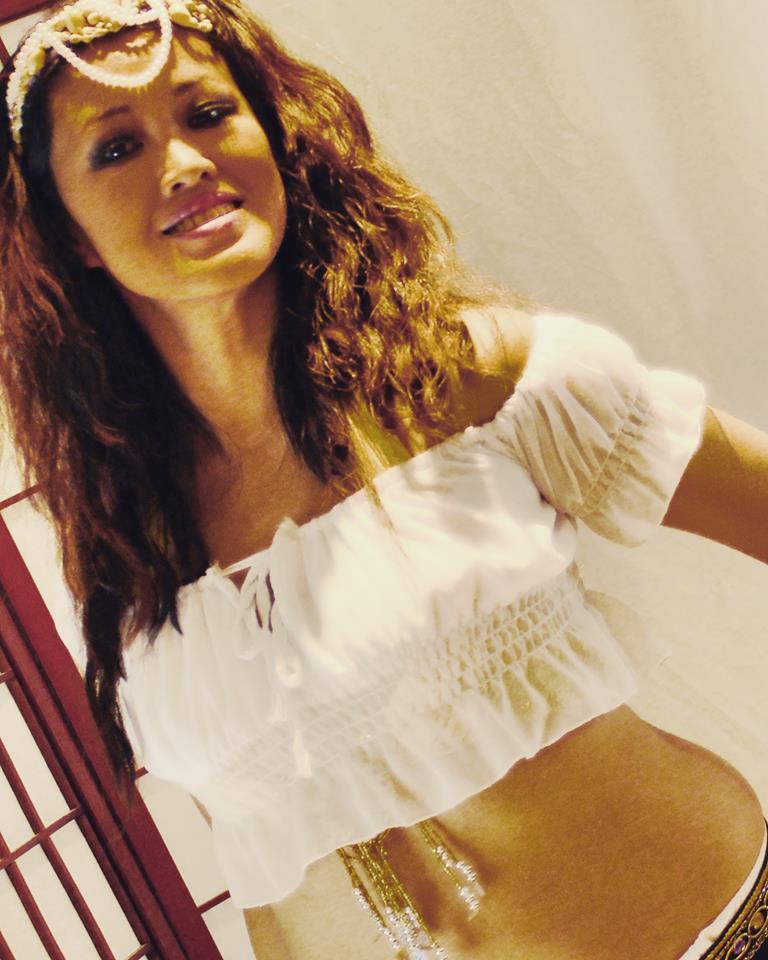 Belly Dancer - Kinikia of DC Hippodrome Variety Show