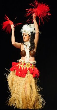Kinikia Tahitian Dancer