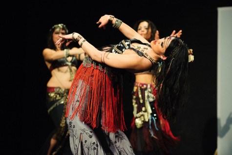 Backbend Progressions for Belly Dance