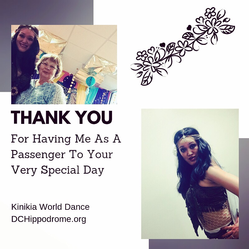 Review for Belly Dance