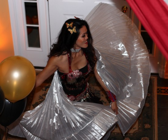Belly Dance Classes in Northern VA