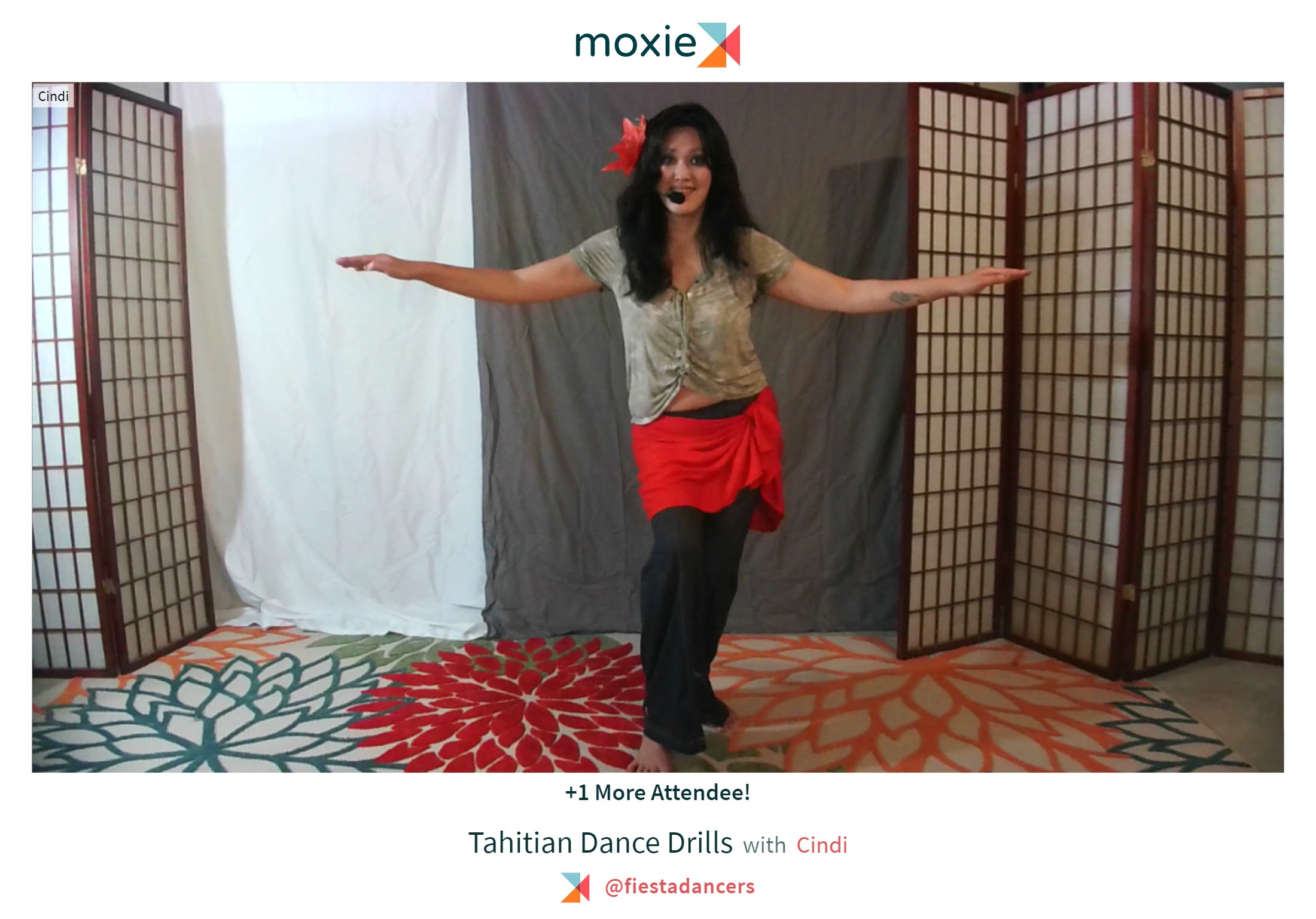 Glossary of Tahitian Dance Steps